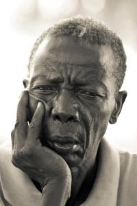 man in Sudan