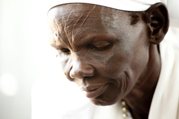 The beautiful Tabitha, who was tragically killed last year in South Sudan. We miss her.