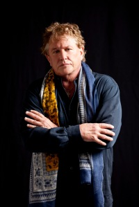 Tom Berenger in my studio.