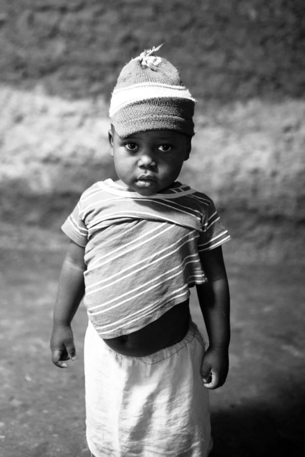 The children of Kibera