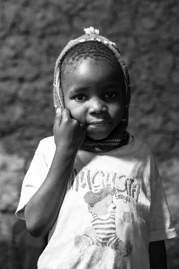 The children of Kibera