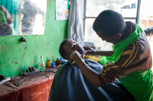 Life in Gojo, Ethiopia