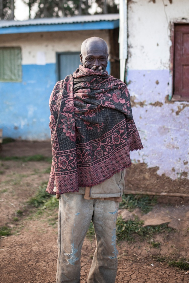 The watchman in Ethiopia